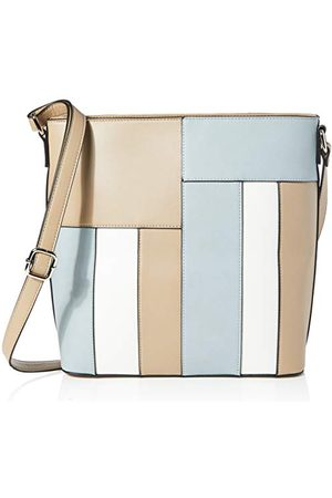 N.V. Bags 366-TAUPE, KROSSBODY Vrouwen Large