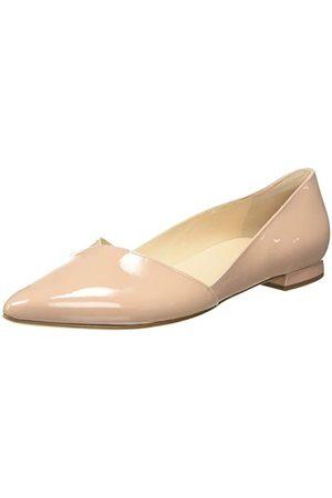 Högl Högl Dames Boulevard 10 Ballet Flats, (Naakt 1800), 3 UK