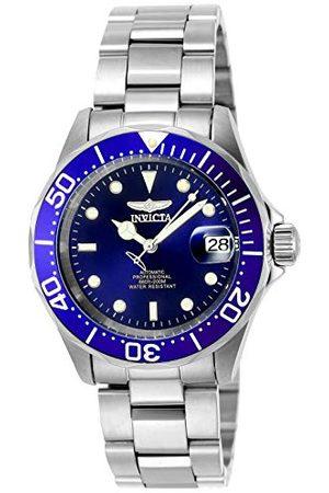 Invicta 9094 Pro Diver Unisex horloge roestvrij staal automatisch blauwe wijzerplaat