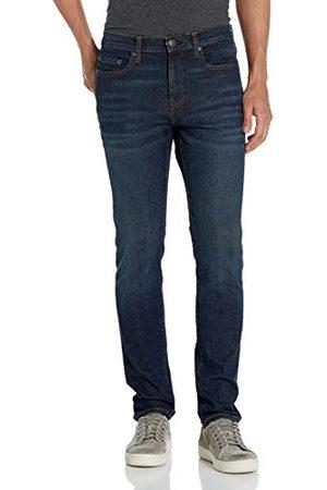Goodthreads Amazon-merk - Comfort-stretch Skinny-fit Jean voor heren,Donkerblauwe Vintage,34W / 30L