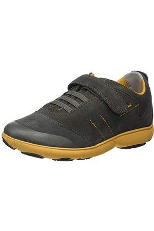 Geox J841TA02214, Lage Top Sneakers voor jongens 28 EU
