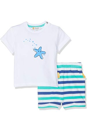 Steiff Baby-jongens set shorts + t-shirt kledingset