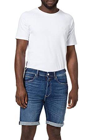 Replay Jeans-short voor heren