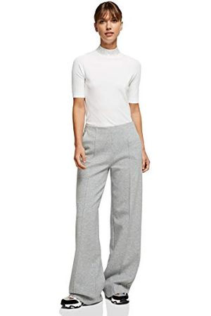 Karl Lagerfeld Tailored Wide Leg Jersey Pants voor dames.