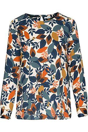 Seidensticker Zijdesticker dames shirt blouse lange mouwen print blouse