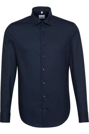 Seidensticker Heren Zakelijk - Zakelijk overhemd ' Shaped