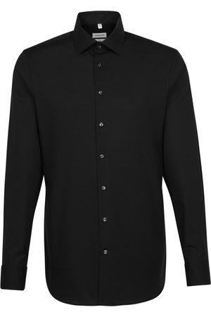 Seidensticker Heren Zakelijk - Zakelijk overhemd ' X-Slim