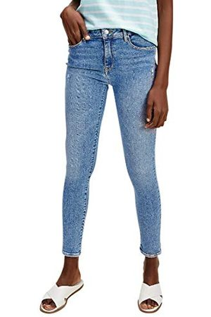 Tommy Hilfiger Como Skinny Rw a Sara Straight Jeans voor dames
