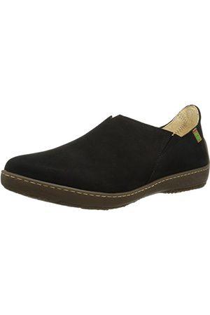 El Naturalista ND80 DENIA BLACK/BEE, slipper dames 36 EU