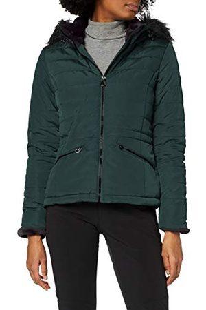 Regatta Westlynn Water Repellent High Shine Fabric Thermoguard Insulation Taffeta Lined Luxury Faux Fur Trim Coat