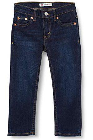 Levi's Kids Lvb 512 Slim Taper Jeans voor jongens - blauw - 16 ans