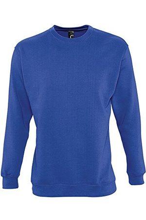 Sols New Supreme Unisex sweatshirt, koningsblauw, maat XL