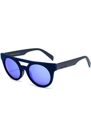 Italia Independent 0903V-021-000 zonnebril, blauw, 50 unisex