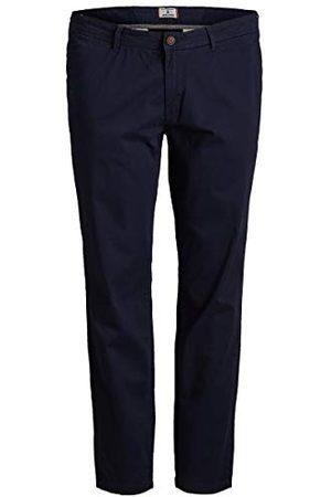 JACK & JONES Jjimarco Jjbowie Sa Navy Blazer Plus Broek voor heren