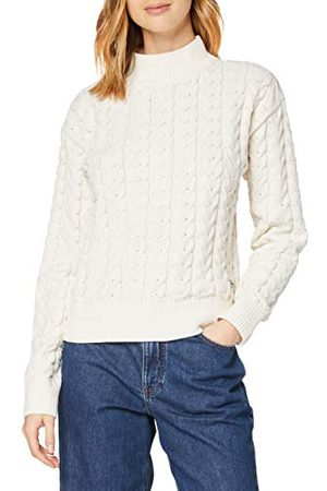 G-Star Dames Cable Mock Sweater