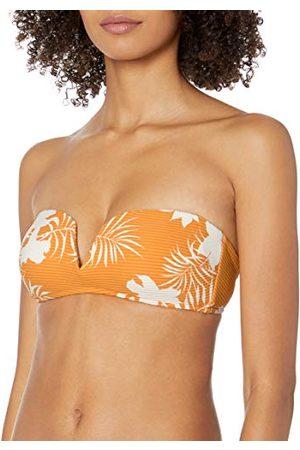 Seafolly Dames Wild Tropics Bandeau Bra Bikinitop