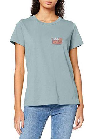 Lee Dames Crew Neck Tee T-shirt