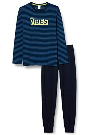 s.Oliver Jongens pyjamaset Navy pyjamaset