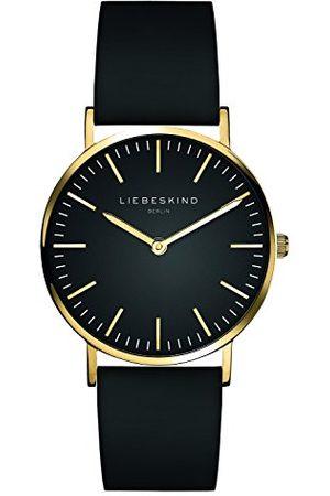 liebeskind LT-0095-LQ Dames Kwartshorloge Met Lederen Armband, 34mm, /