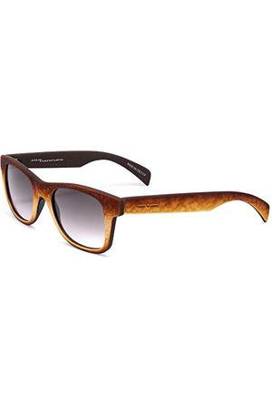 Italia Independent Unisex volwassenen 0090BSM-044-041 zonnebril, (marron), 46.0