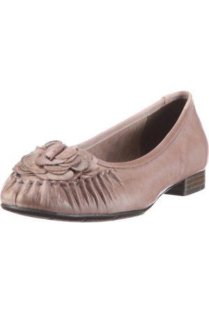 Jana 8-8-22104-38, Ballet plat voor dames 24 EU