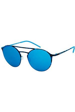 Italia Independent Unisex volwassenen 0222-147-000 zonnebril, (azul), 50.0