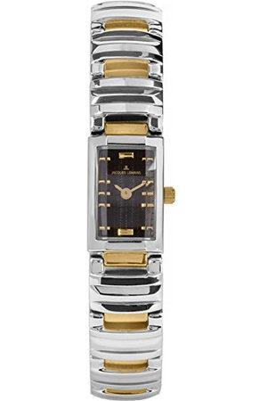Jacques Lemans Dames analoog kwarts horloge met roestvrij stalen armband 1-1916D