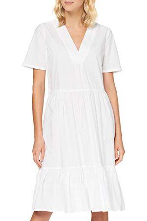 ONLY Dames Onlkarla S/S Midi Dress Wvn Jurk