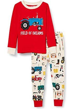 Hatley Appliqué pyjama voor jongens met lange mouwen