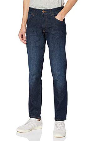 Wrangler Larston Denim Pants heren jeans - blauw - 30W / 32L