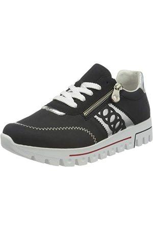 Rieker L2808, Sneaker dames 36 EU