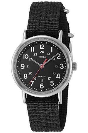 Timex Montre Weekender Uniseks Analoge Quartz Horloge, T2N647