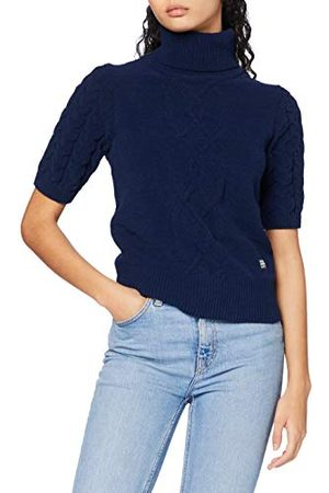 G-Star Dames Cable Slim Turtle Pullover Sweater