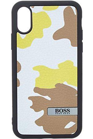 HUGO BOSS Heren pcover_camu Phone Case, Light Beige276, XS