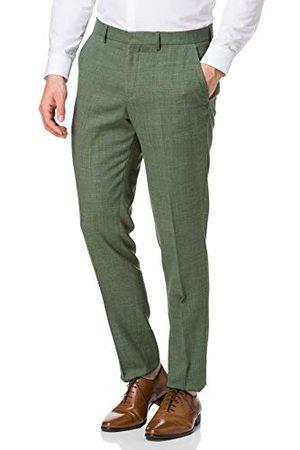 SELECTED Heren Slhslim-Oasis Light Green TRS B Noos kostuumbroek
