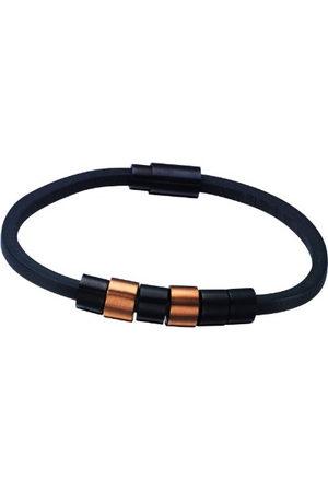 "Police ""Sixpack"" armband unisex leder 19 cm PJ22653BLR-03-19"