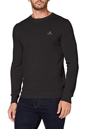 GANT Heren Cotton Pique C-Neck Pullover
