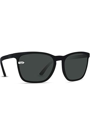 gloryfy unbreakable eyewear Unisex gloryfy onbreekbaar (Gi26 Kingston ) - onbreekbaar, sport, dames, heren, zwarte zonnebril, volwassenen