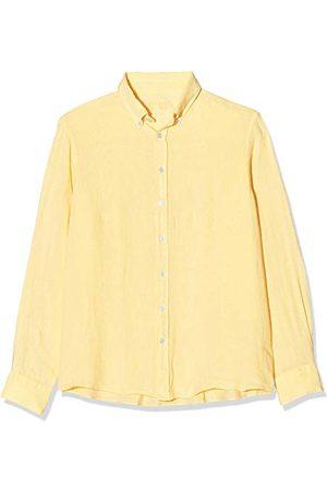 Hackett Heren Garment Dye Ln Bs Businesshemd