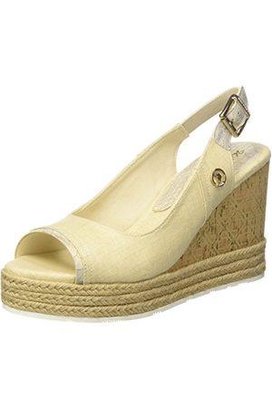 Ralph Lauren US: Polo ass. Topazia Linen, sandalen voor dames