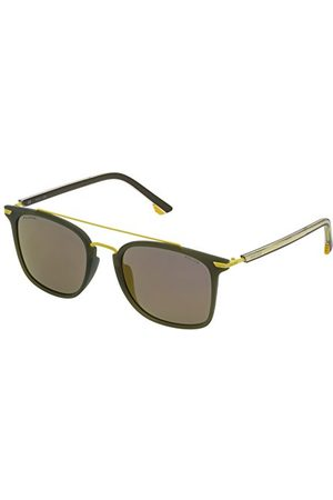 Police Unisex SPL58354736G zonnebril, (Verde), 54