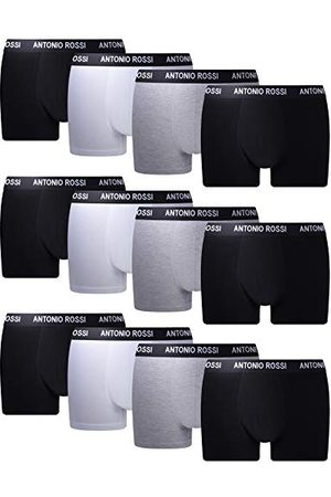 FM London Heren Fitted Boxer Hipster