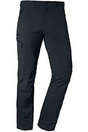 Schöffel Koper1 Herenbroek, comfortabele en robuuste herenbroek met 4-weg-stretch, elastische en waterafstotende wandelbroek voor mannen