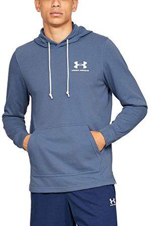 Under Armour Heren Sweatshirt met capuchon Ua Sport Style Capuchon Van Frans Badstof, Donder, XS