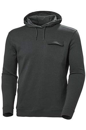 Helly Hansen HYGGEN LIGHT HOODIE sweatshirt, 482 BELUGA, S voor heren