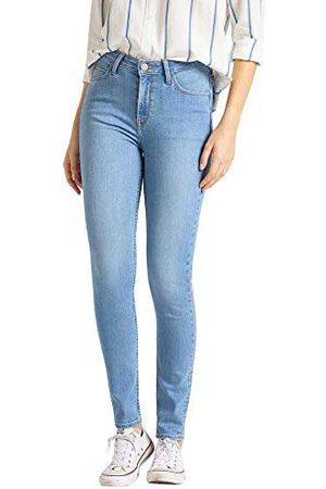 Lee Dames Scarlett High Plus Size Skinny Jeans