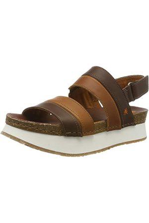 Art 1263, open sandalen met sleehak dames 38 EU