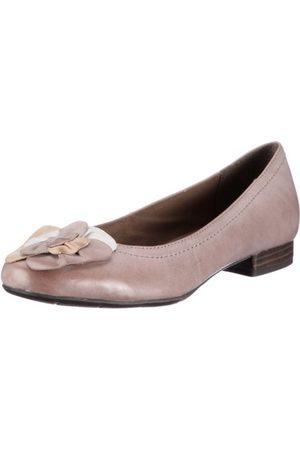 Jana 8-8-22102-28, Ballet plat voor dames 26 EU