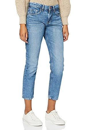 Pepe Jeans Dames Mable Straight Jeans