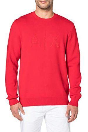 Armani Heren Branded Pullover Sweater